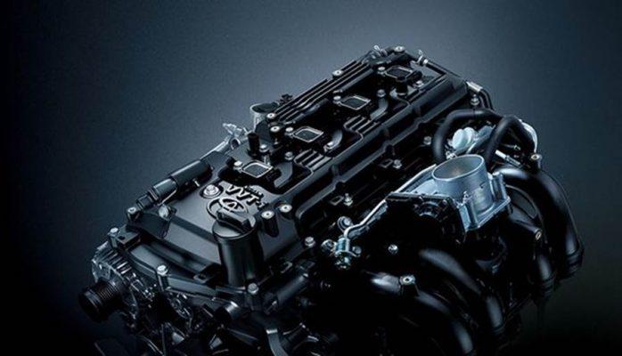 Động cơ xe Prado VX 2019