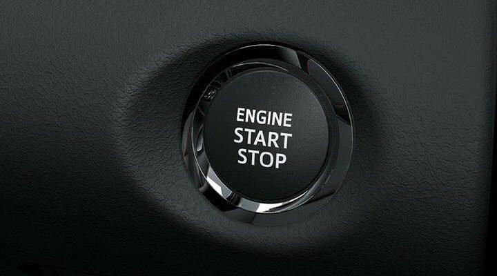 Đề nổ thông minh Vios 2019 kết hợp chế độ vào xe thông minh